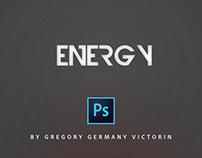 PHOTOSHOP - ENERGY