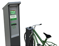 Bicycle Rental Station CYCLE POINT