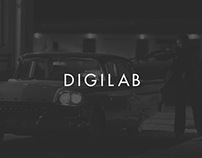Digilab - Web Design