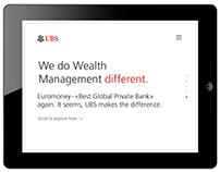 Prototype – UBS Wealth Management makes the difference.