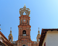 The Crown Of Our Lady, Puerto Vallarta, Mexico, 2015