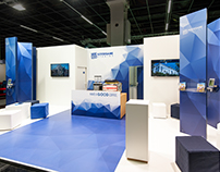 Goodgames' Fair Stand GDC / Gamescom 2014