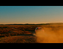 "Mercedes GLA Film ""Take a Weekend Trip"""