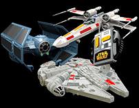 Star Wars RC Toys