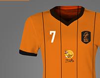 Uniforme Atlética ComArtes UFRJ | Uniform