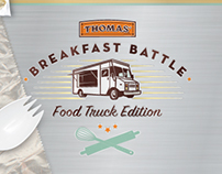 Thomas' Breakfast Battle Food Truck Edition