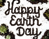 Earth Day Type