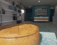 3D - Interior Design