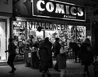 Vienna night - Halloween