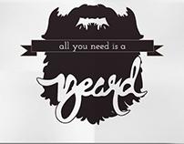 Typography - Beard