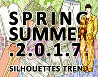 SPRING SUMMER 2017 TREND ANALYSIS-MEN'S SILHOUETTES
