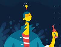 Design Drinks Facebook Event Cover
