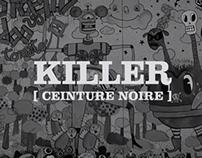 GOSPEL EMCEE & DJ KWISTAX - KILLER