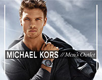 Michael Kors: Men's Outlet Capstone