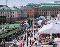 Stockholm & Uppsala