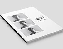 Claudio Goulart - Book Design