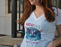 UCODES Shirt Design