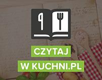 Czytaj w kuchni