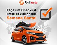 Linha Fácil - Banners Checklist 2016