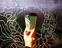 Cup design- Mojo Coffee 15th birthday