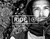 RIDE SNOWBOARDS AD CAMPAIGN 2014/15