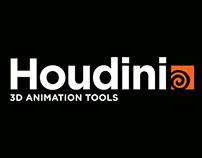 Houdini FX R&D Tests