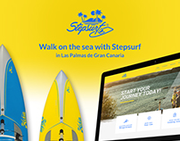 Stepsurf - Corporate & Website