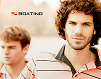 Boating - Web Design