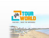 Tour World - Branding & logo