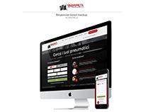 Gommista Specialista | Website Restyling