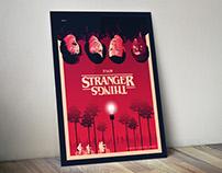 STRANGER THINGS S1 Poster Art