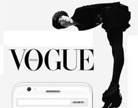 Vogue on Mobile