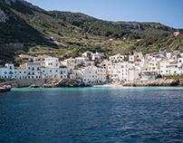 Favignana, a pearl of Italy