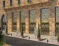 Concept Motel | Tripoli, Lebanon