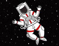 """""""O Astronauta"""""""