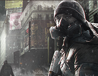 The Division - Speed Art
