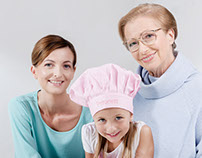 Three Generations, One Flour