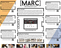 MARC Tri-Fold (2nd Place, SkillsUSA Engineering 2016)
