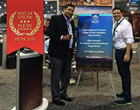 Duran Cigars - Best In Show at IPCPR 2014