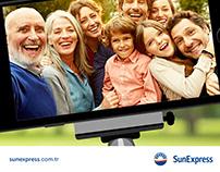 Sunexpress Campaign Designs 2