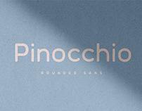 Pinocchio - Rounded Sans