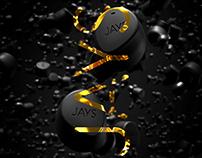Jays m-Seven True Wireless earphones