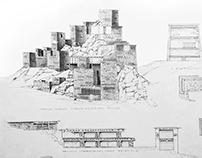 Khevsurian Towers