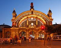 Frankfurt am Main : Bahnhofsviertel und Hauptbahnhof