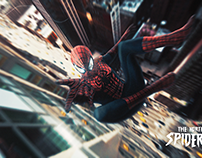 The Webslinger  - Cosplay Photoshop Edit (part 2)