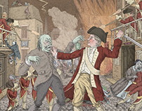 Pride and Prejudice and Zombies: Battle for London!