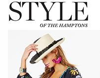 Hamptons Magazine: style