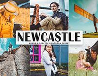 Free Newcastle Mobile & Desktop Lightroom Preset