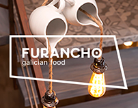 Furancho Galician Food | Branding, packaging & web