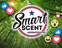 SmartScent imágenes para redes sociales 2018 - 2020